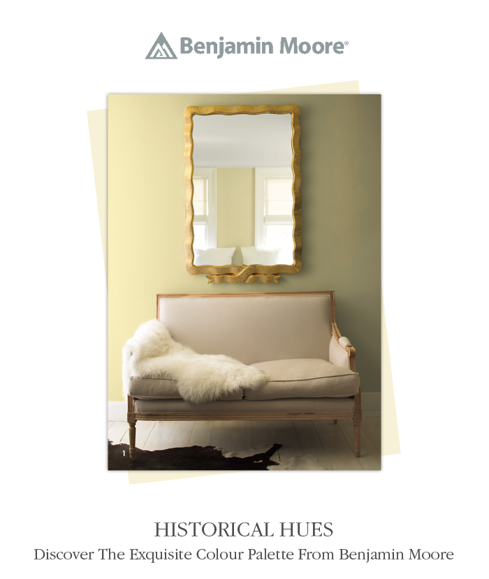 Press release historical hues discover the exquisite Benjamin moore historical collection