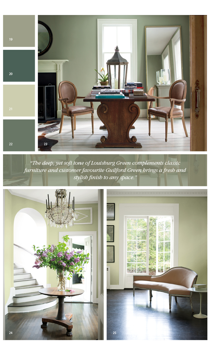 Press Release Historical Hues Discover The Exquisite Colour Palette From Benjamin Moore