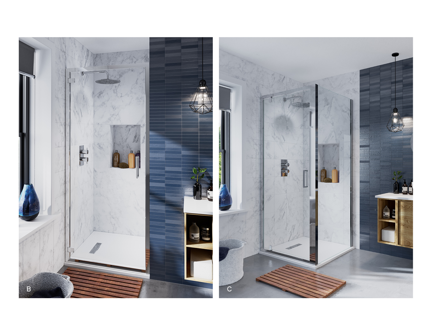 Crosswater Infinity Shower Enclosures For Hotels Hotel